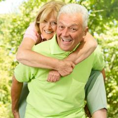 Mikroimmuntherapie für Senioren